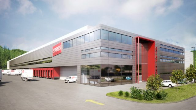 STAPLES – DISTRIBUTION CENTER, NORWAY
